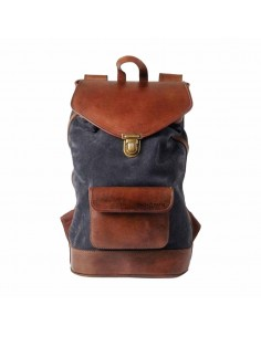 Pachamama Joe Anthracite Dos Cuir