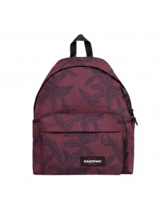 Eastpak Padded Pak'r Leaves Merlot