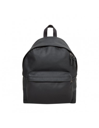 Eastpak Padded Pak'r Black Ink Leather (Noir)
