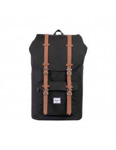 Herschel Little America Black (Noir)