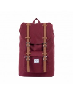 Sac à dos Herschel Little America Mid Volume Windsor Wine Bordeaux