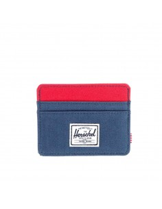 Herschel Charlie Navy Red