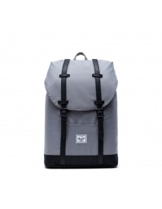 Herschel Retreat Mid-Volume Grey Black