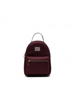 Herschel Nova Mini Plum Ash Rose (Bordeaux)