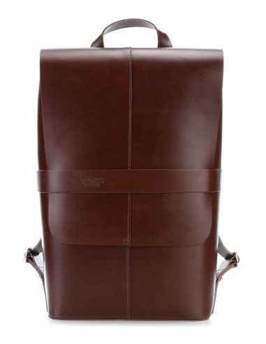Brooks England - Piccadilly Knapsack sac en cuir 12L Brown (Marron)