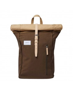 Natural Dante Multi Olivebeige Leather Sandqvist With D9YWEH2I