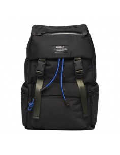 Ecoalf Wild Sherpa Backpack Black