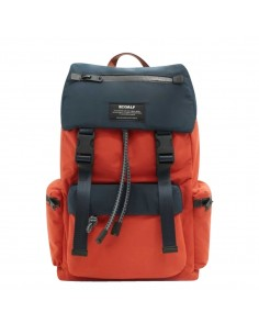 Ecoalf Wild Sherpa Backpack Brick