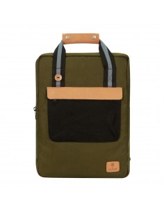 Faguo Urban Bag Synthetic Kaki