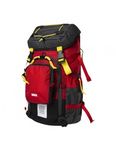 Topo Designs Subalpine Pack 28L Red