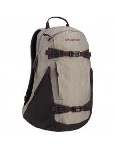 Burton WMS Day Hiker 25 L Castlerock Heather (Gris)