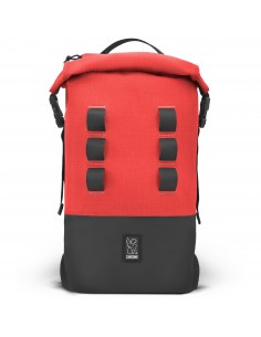 Chrome Industries Urban Ex Rolltop 18 Red/Black