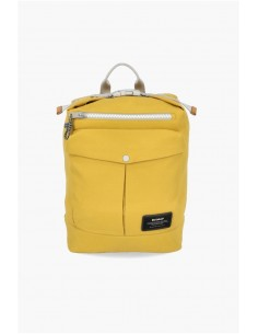 Ecoalf Big Buggy Backpack Mustard