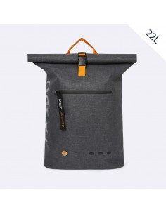 Faguo Cycling Waterproof Gris Foncé & Orange