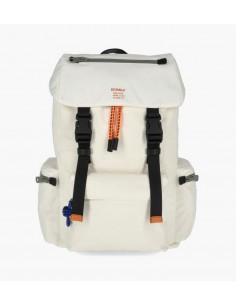Ecoalf Wild Sherpa Backpack Off White