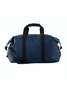 Rains Weekend Bag Blue (Bleu)