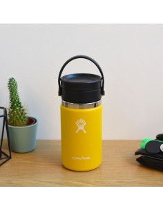 HydroFlask Wide Mouth Jaune 12oz (354ml)
