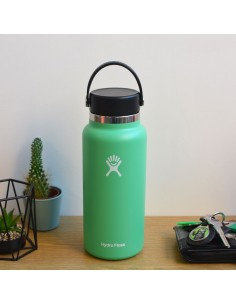 HydroFlask Wide Mouth With Flex Cap Vert 2.0 32oz (946mL)