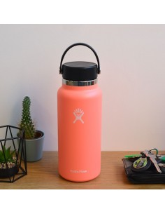 HydroFlask Wide Mouth With Flex Cap Corail 2.0 32oz (946mL)