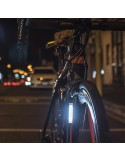 Knog Plus Twinpack Black