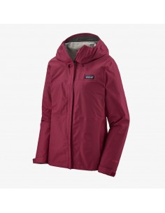 Patagonia W's Torrentshell 3L JKT - Roamed Red