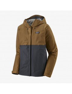 Patagonia M's Torrentshell 3L JKT - Corainder Brown (Marron et navy)