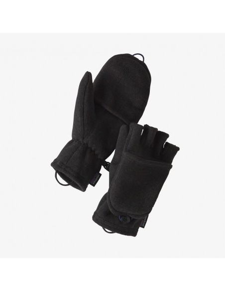 Patagonia Better Sweater Gloves - Black (Noir)