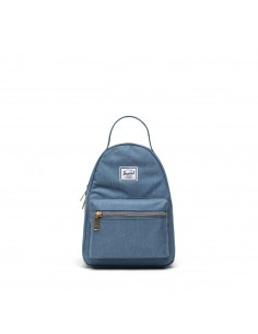 Herschel Nova Mini Blue Mirage Crosshatch
