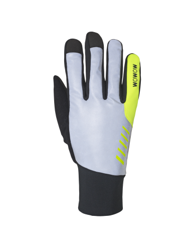 Gants vélo Réfléchissants Wowow NightStroke Gloves