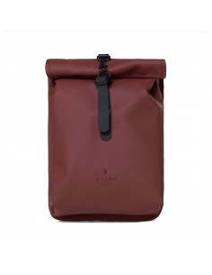 Rains Rolltop Mini Maroon