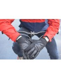 Chrome Industries Midweight Cycle Gloves Black