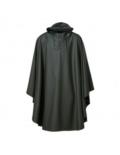 Poncho vélo Rains Cape Green