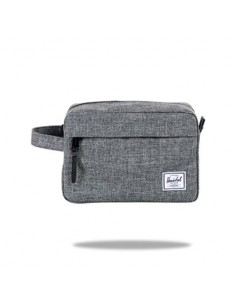 Trousse de toilette Herschel Chapter Raven Crosshatch