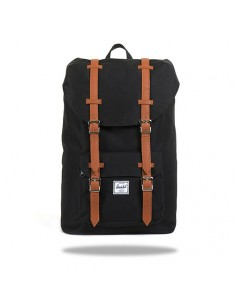 Herschel Little America Mid-Volume Black (Noir)