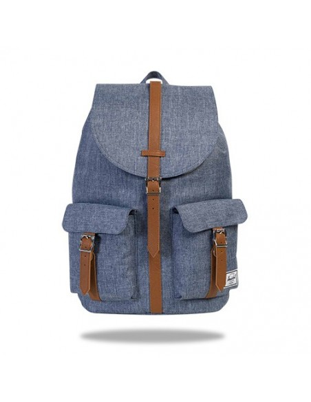 Sac à dos Herschel Dawson Dark Chambray Crosshatch