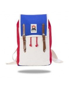 Ykra Matra Mini Cotton Strap Bleu Blanc Rouge
