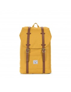 Herschel Retreat Mid-Volume Arrowwood/Tan