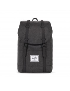 Herschel Retreat Black Crosshatch/Black