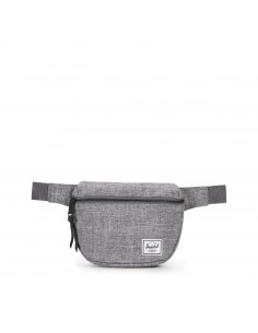 Herschel Fifteen Raven Crosshatch (Gris chiné)