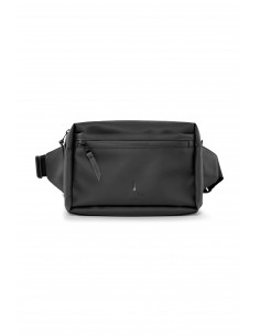 Rains Waist Bag Black (Noir)