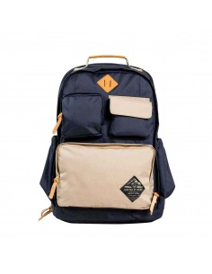 United By Blue 24L Arid Backpack Navy/Tan