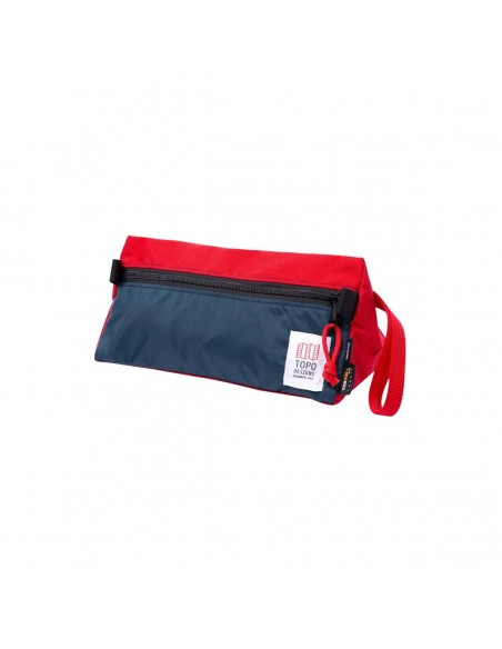 Topo Designs Dopp Kit Red Navy
