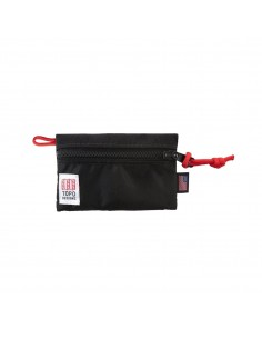 Topo Designs Accessory Bag Black Micro