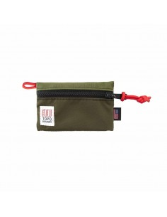 Topo Designs Accessory Bag Olive Micro