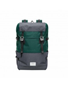 Sandqvist Harald Multi Deep Green Dark Grey