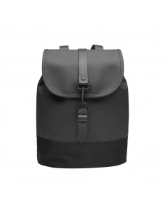 Rains Drawstring Backpack Black (Noir)
